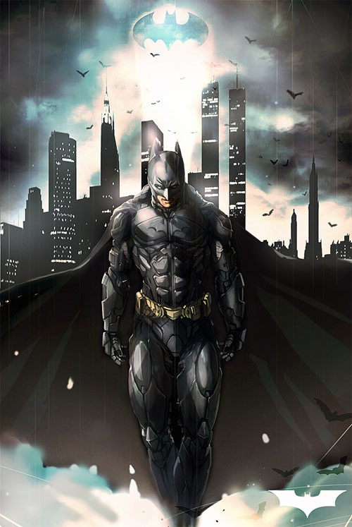 Batman-Dark Knight