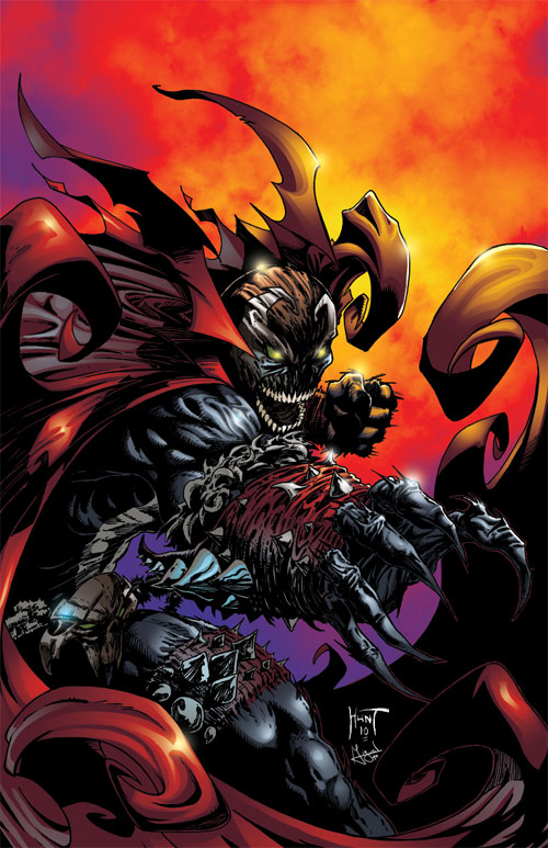 Spawn 2-colors