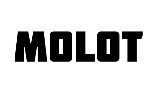 molot font