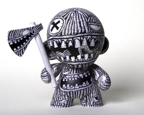new Munny Doll