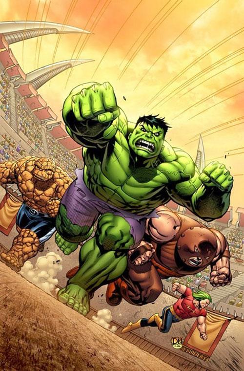 MA: Hulk No. 12 Cover