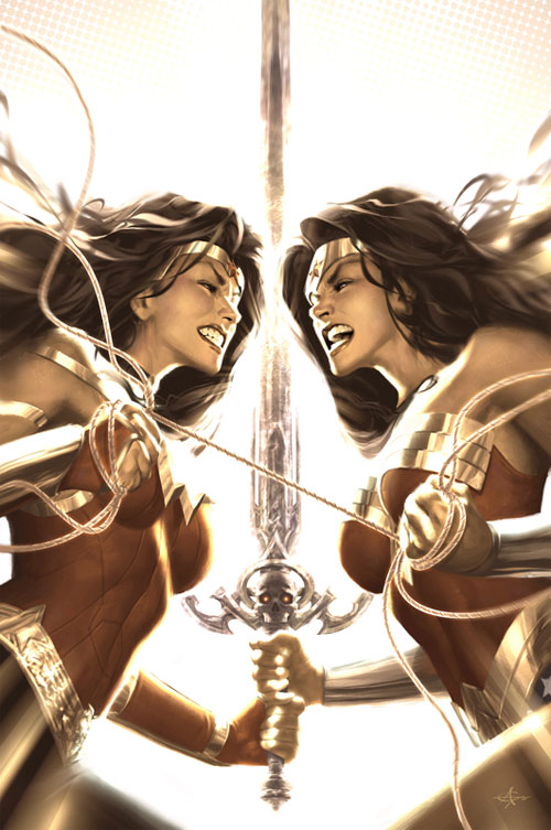 Wonder Woman No. 613
