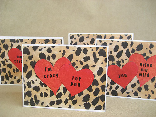 Simply Fantastic Valentines Card
