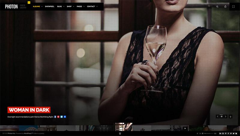 fullscreen responsive themes