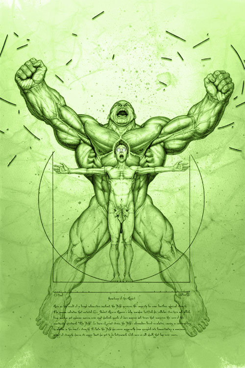 Anatomy of The Hulk