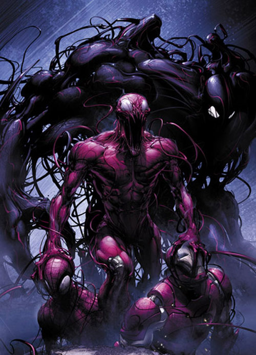 Carnage 5 Cover