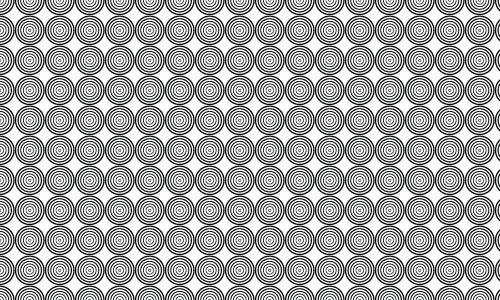 Simply amazing black and white pattern