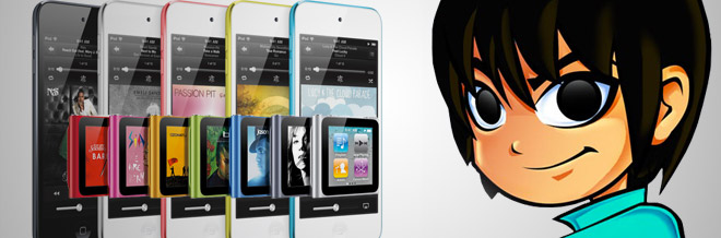 Naldz Graphics celebrates 3rd Birthday with iPod Touch & Nano Giveaways