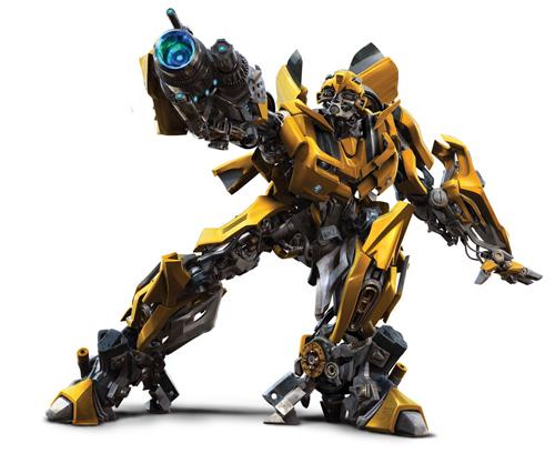 Autobots - Bumblebee 3