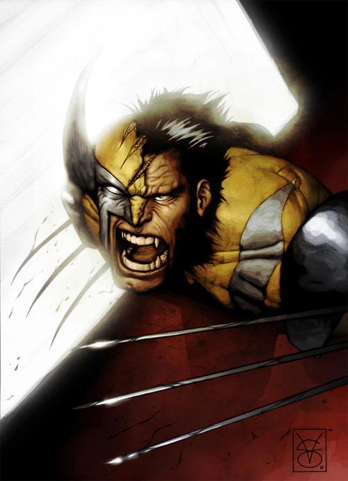 Wolverine - Brutal Attack
