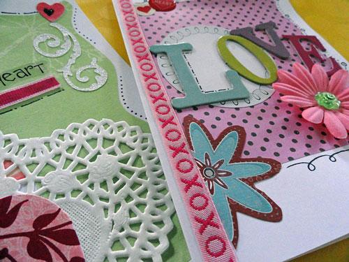 Futuristic Valentines Card