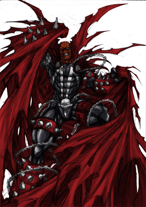 spawn unmasked by prastian