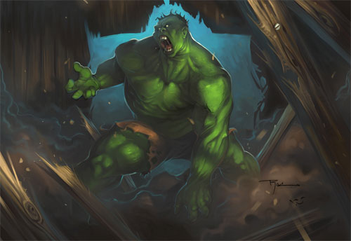 Rocwell Hulk - Color
