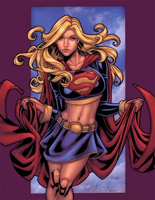 Supergirl by Overlander