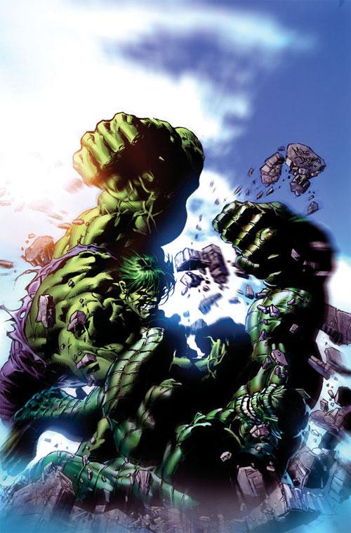 Incredible Hulk 25 7-11
