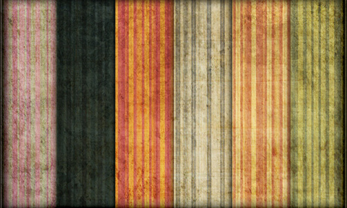 Grungy Stripes Photoshop Patterns