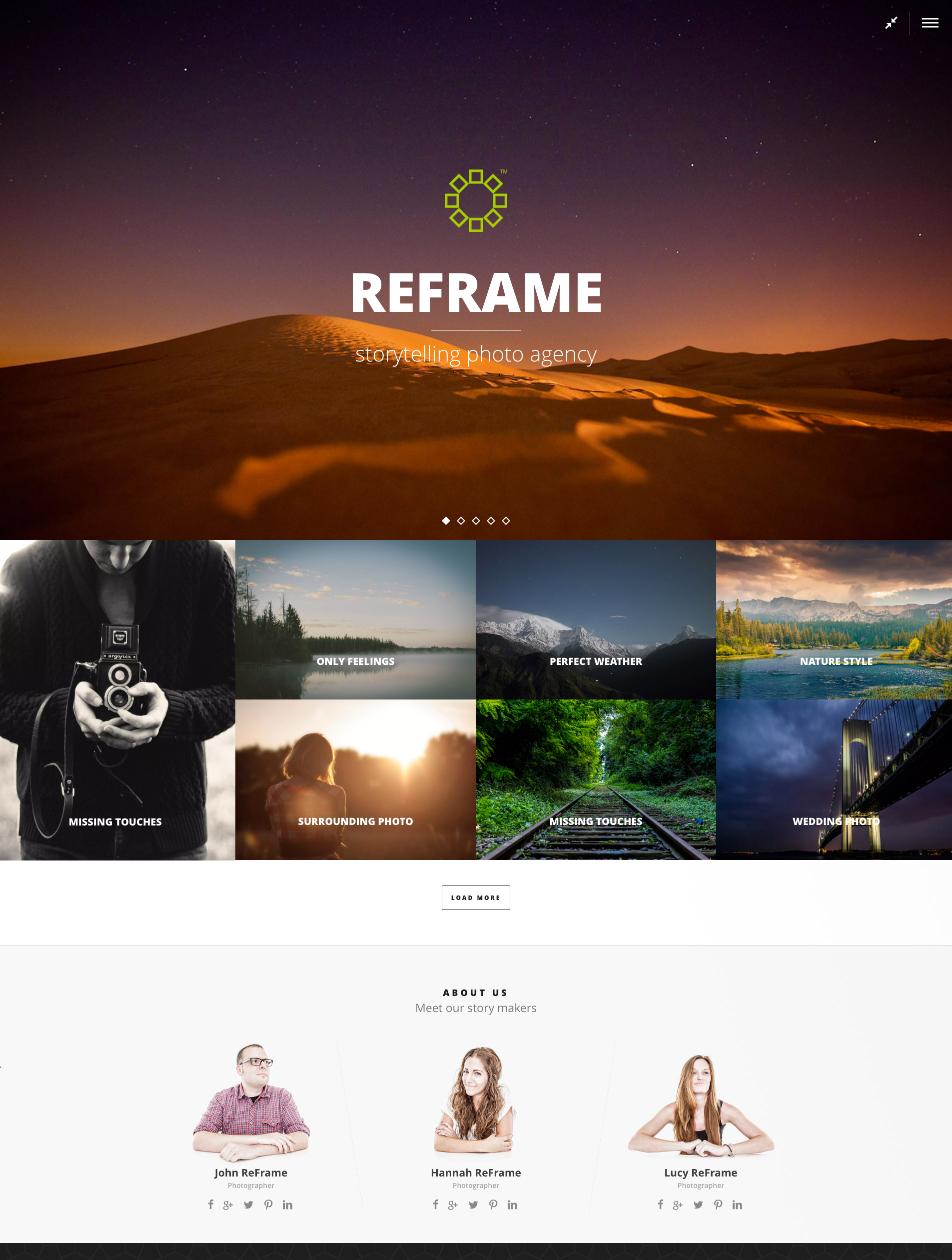 responsive photo wordpress