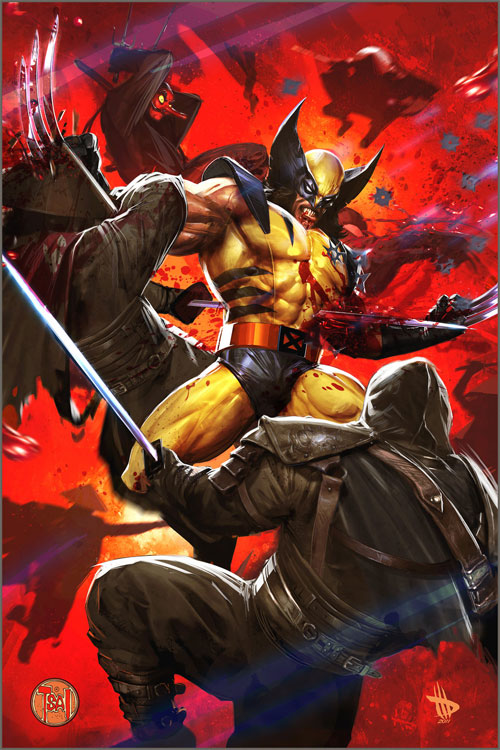wolverine collaboration