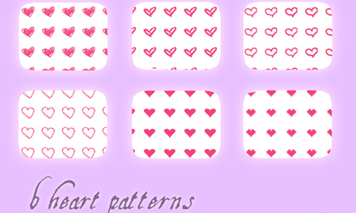 Heart Patterns 2