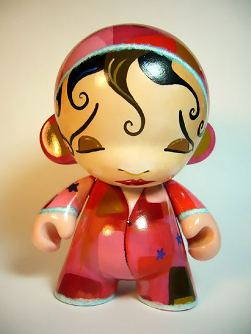 Pajama Girl - front
