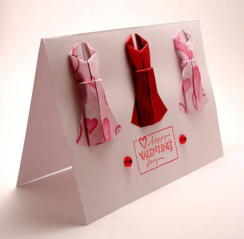 Nice and Pretty Valentines Card