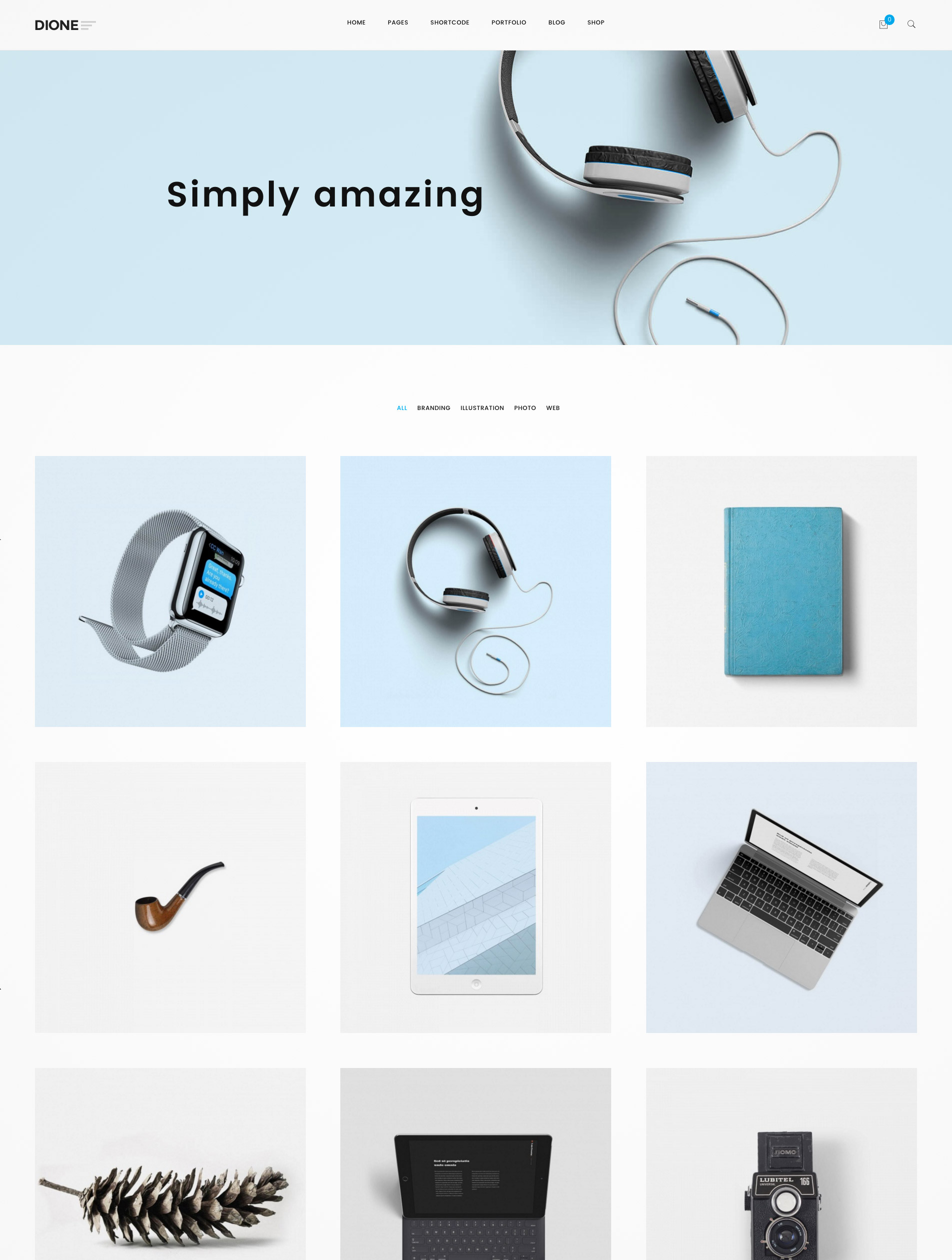 enterprise wordpress theme