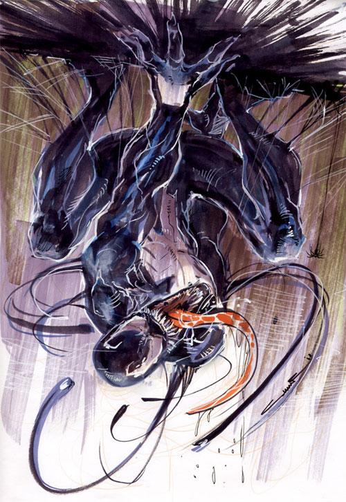 Sketch 53: Venom