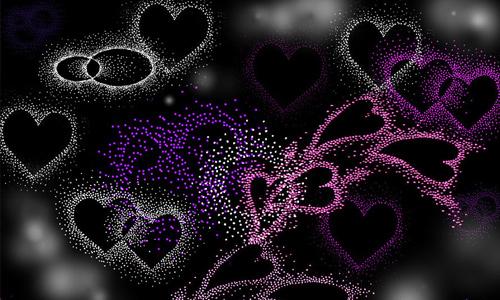 Dot Brush Tones PS7 Heart