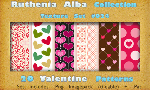 20 Valentine Patterns