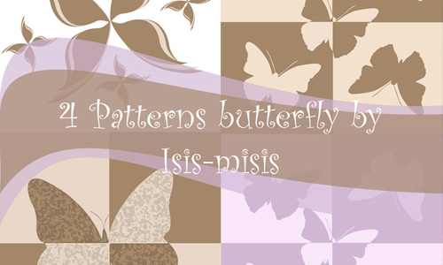 Patterns Butterfly