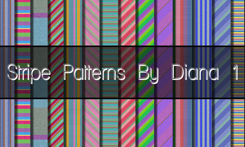 Stripe Patterns 1
