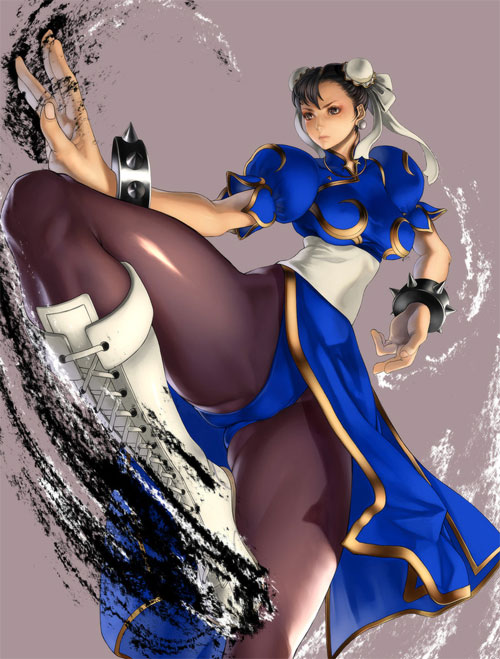 Street Fighter Chun-Li