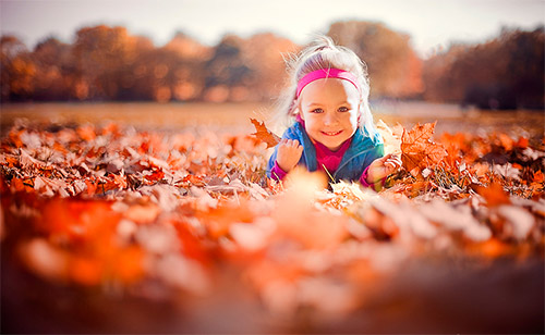 autumn child eallpapers