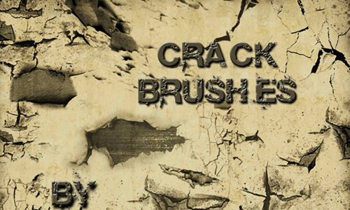 crack brush set