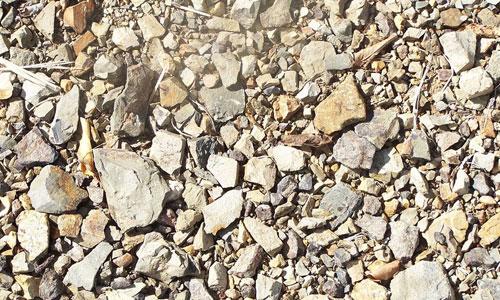 Shattered Gravel Texture