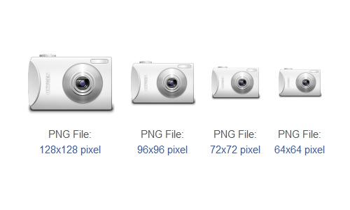 Devices camera photo Icon