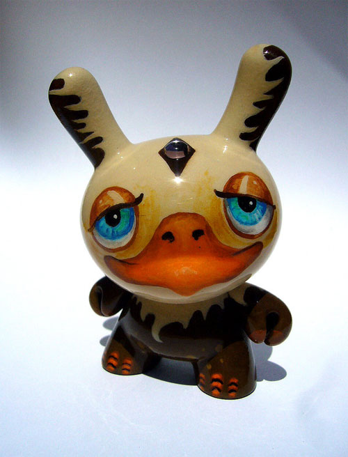 Duck Billed Wanderer Dunny