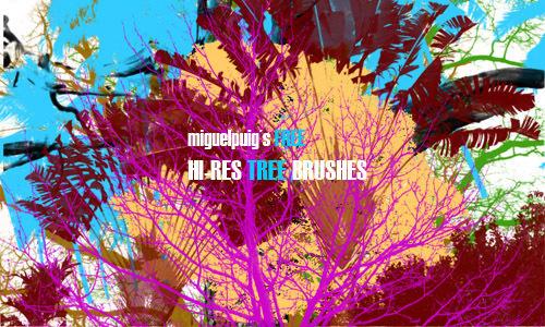 HI-RES trees