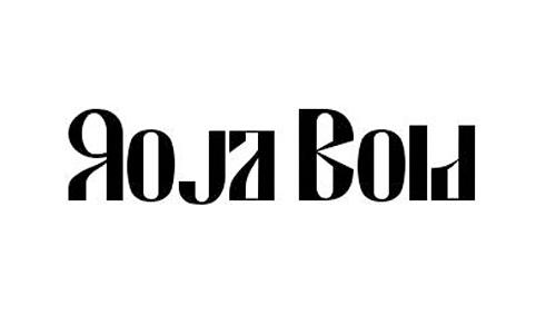 Roja Bold Font