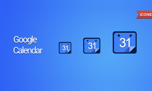 New Google calendar icon