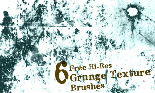 Grunge Brushes Pack