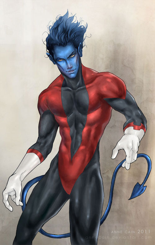 X-men: Nightcrawler 2