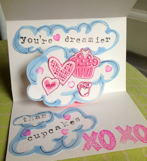 So Creative Valentines Card