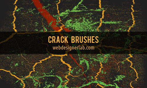 free crack brushes pack