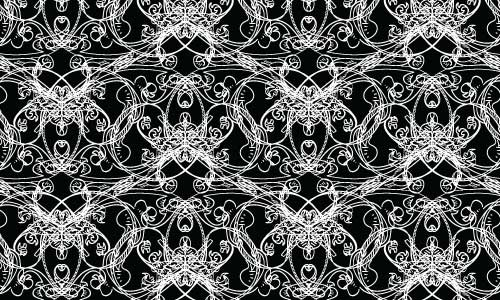 Fantastic Black and White pattern