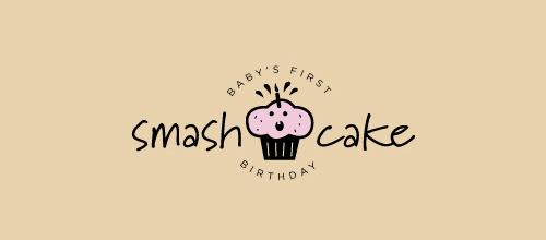 Baby's 1st Smash Cake