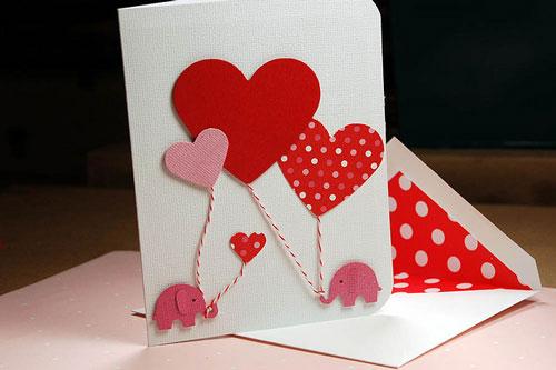 Amusing Valentines Card