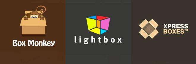 30 Awesome Examples of Box Logo Designs | Naldz Graphics