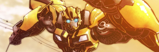 30 Bumblebee Artworks of Transformers