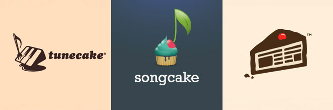 30 Sweet and Delicious Designs of Cake Logo